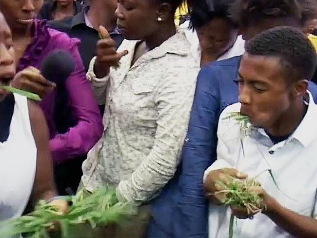 Many swear by the controversial method, instructed by Pastor Lesego Daniel.