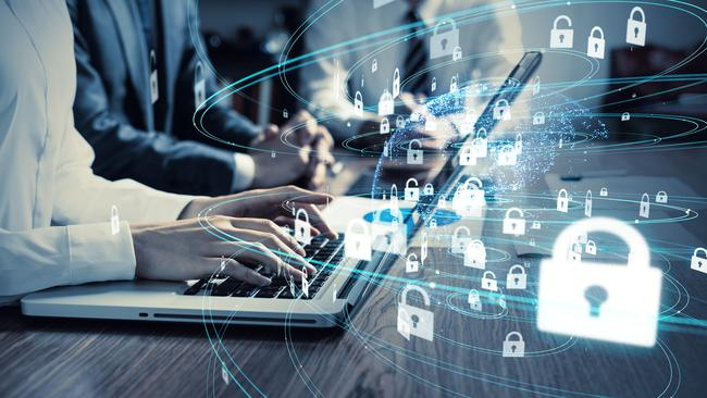 Cyber security is already hugely important, and as we move more functions online, we'll need to up our cyber security further. Picture: iStock.