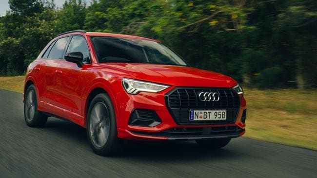 Audi's new Q3 has been delayed due to emissions restrictions in Europe.