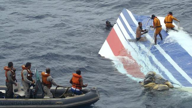 Iced-up censors were believed to have caused the 2009 crash of an Air France plane that plunged into the Atlantic Ocean after departing Rio de Janeiro bound for Paris.