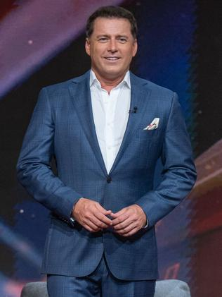 It was thought that Karl Stefanovic was the cause of Today's ratings woes, but dumping him only made things worse. Picture: Paul A Broben