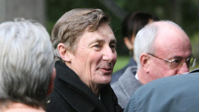 John Bannon in 2006, at Mike Rann and Sasha Carruozzo's wedding.