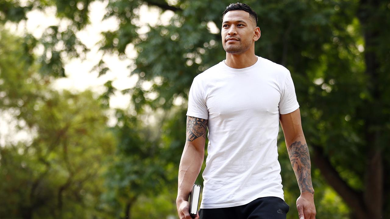 Folau in talks to play for New York