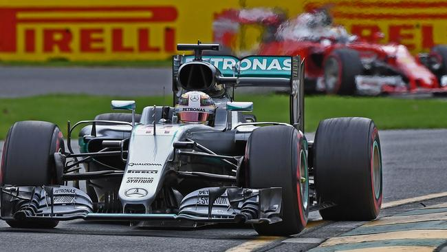 Live coverage of the 2016 Formula 1 Rolex Australian Grand Prix.