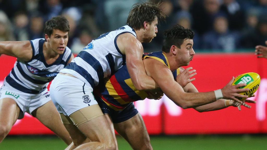 Crows captain Taylor Walker to face last-minute fitness ...