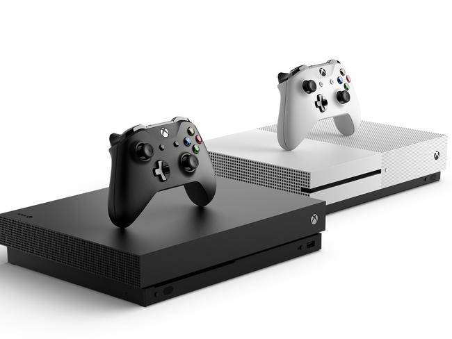 Microsoft Xbox One X packs a serious punch and will cost $649.