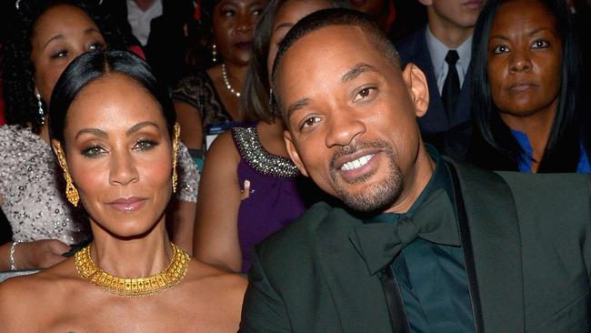 Jada Pinkett Smith, 47, and Will Smith, 50, have been open about their unusual marriage. Picture: Charley Gallay/Getty Images for NAACP Image Awards.