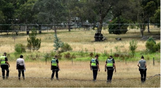 Officers are investigating whether the attack was random and if Ms Masarwe was followed. Picture: Nicole Garmston Source:News Corp Australia