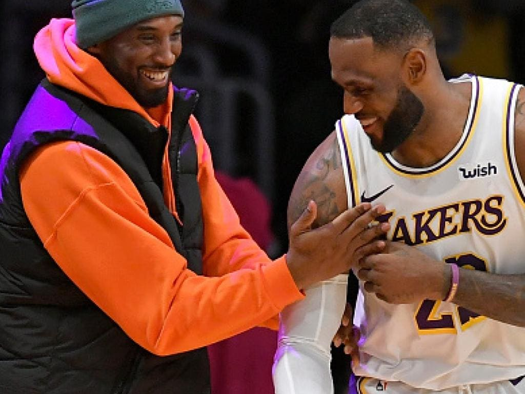 LeBron James has spoken for the first time on Kobe Bryant's death.