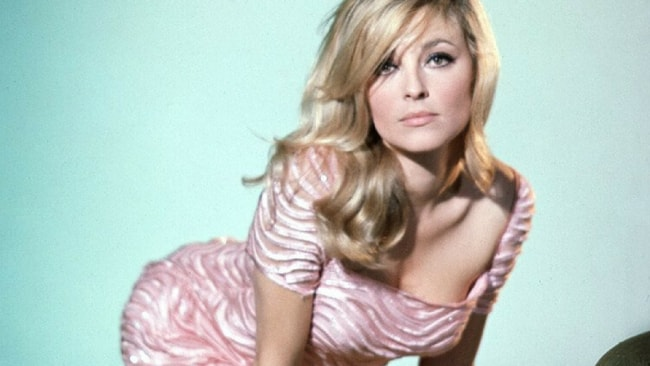 Actress Sharon Tate was best known for her work in Valley of the Dolls.