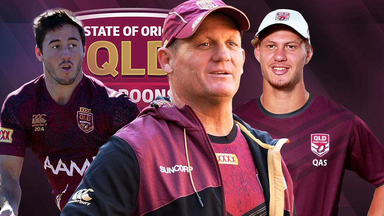 Is a combination of Ben Hunt and Kalyn Ponga Queensland's best No.9 option?