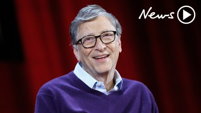 Bill Gates makes US$4.6b donation