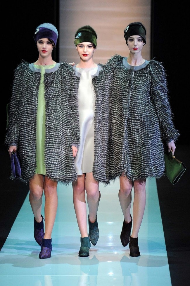 Emporio Armani Ready-to-Wear A/W 2013