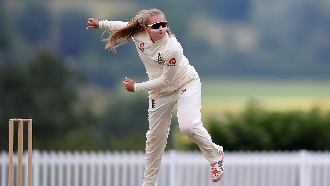 England will look to spin their way to victory on a worn pitch in Taunton, in the lone Test of the women's Ashes series beginning on Thursday.