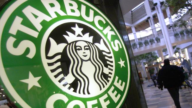 Starbucks is one of three UK coffee shops chains found to have contaminated ice.