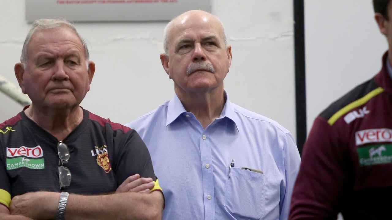 AFL legend Leigh Matthews has bemoaned the state of the game. Picture: Jono Searle