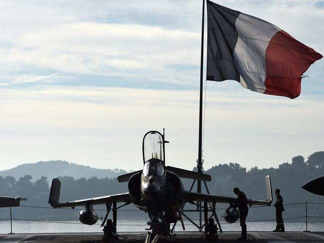 Could China follow the French and start bombing IS targets in Syria?
