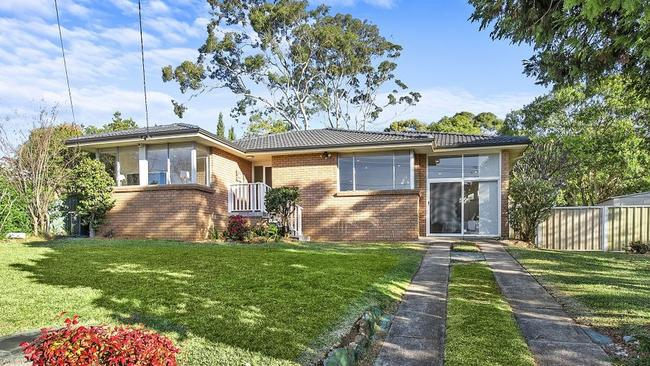 No. 1 Girralong Ave, Baulkham Hills.
