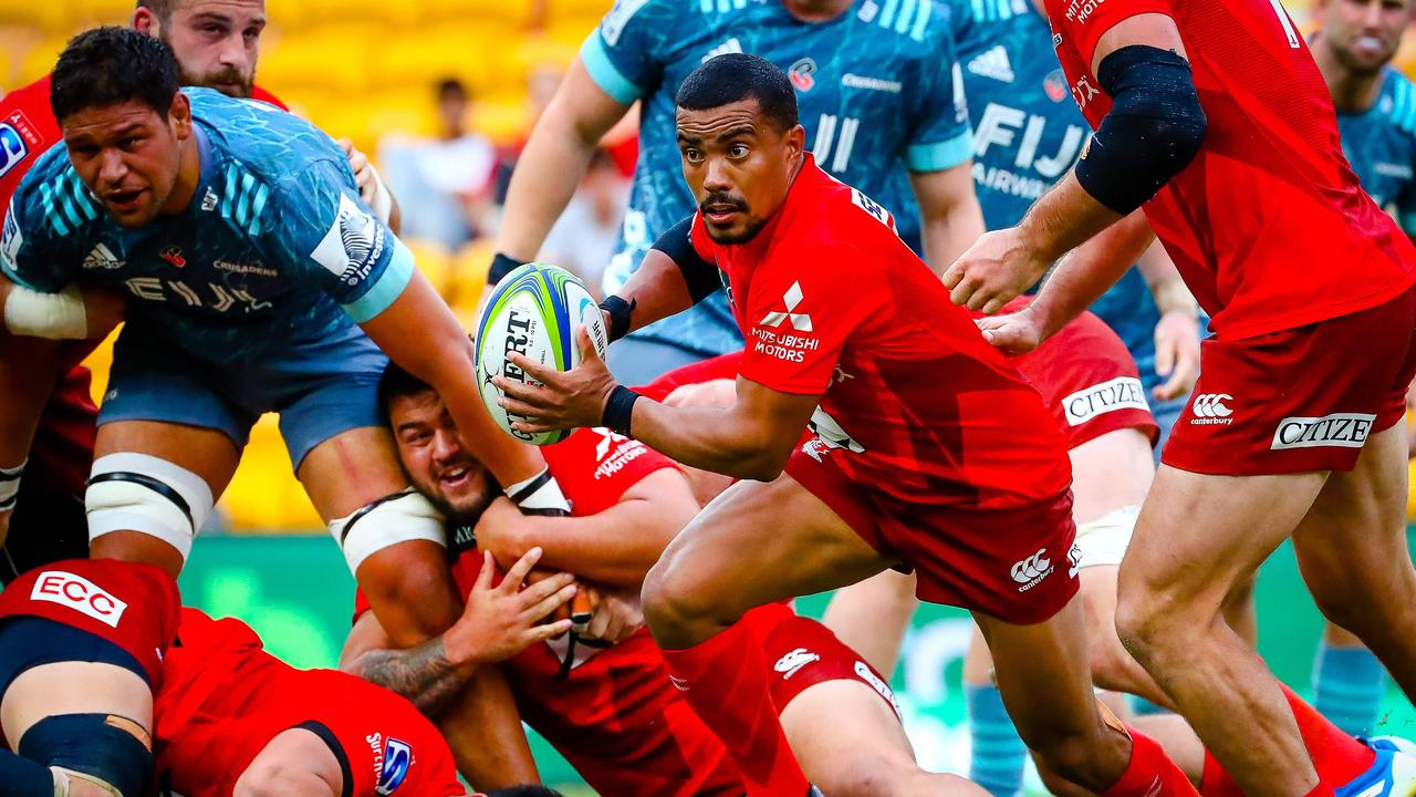 The Sunwolves' concept is effectively over.