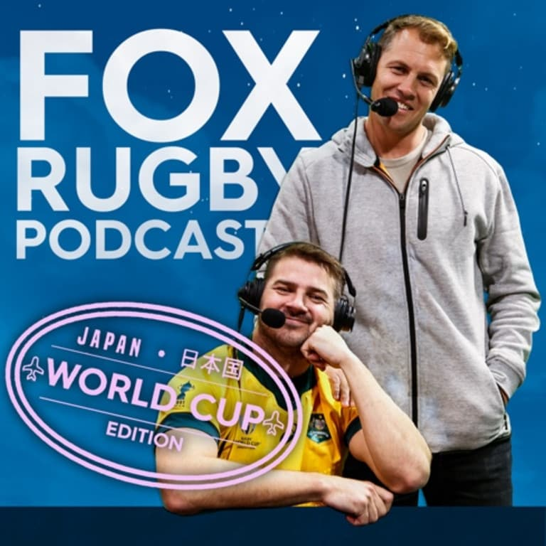 Drew Mitchell and Stephen Hoiles love a chat and a laugh.