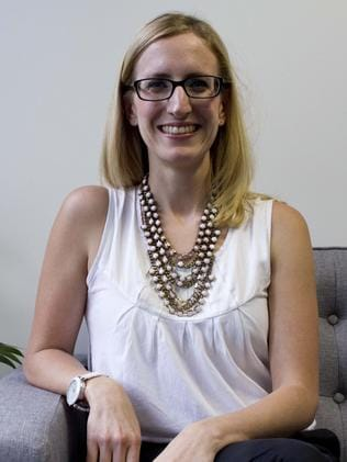Offering advice for buyers ... Finder.com.au money expert Michelle Hutchison.