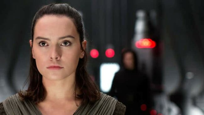 I liked Rey! She was cool. Photo: Lucasfilm