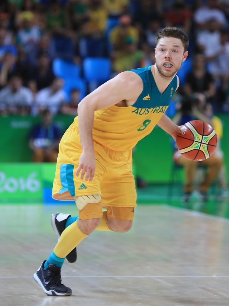 Matthew Dellavedova can't wait to put on the green and gold again.