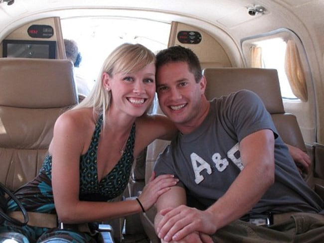 Sherri and her husband Keith Papini were said to be deeply in love. Picture: Facebook