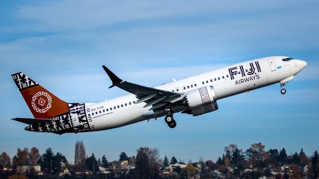Flights to and from Fiji are being affected.