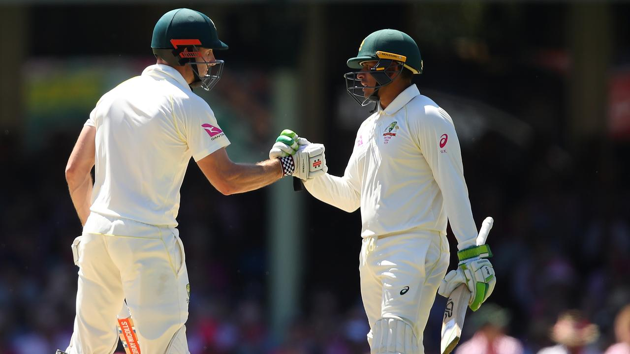 Shane Warne: Shaun Marsh and Usman Khawaja are the only certainties in the top six for Australia.