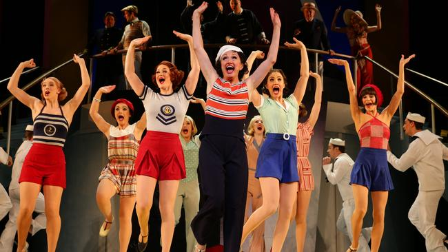 'Anything Goes' might have been a star-studded production that had rave reviews, but it wasn't an opera. So why did it get funded like it was? Picture: Cameron Richardson