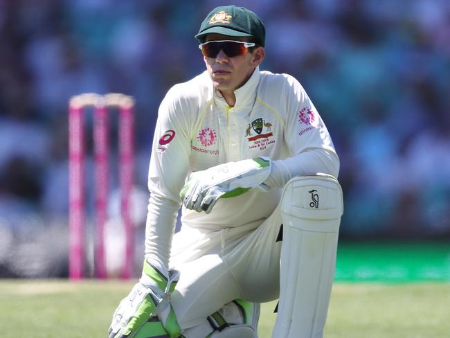 Tim Paine has had a Test to forget.