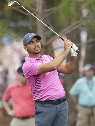 Jason Day at The Players Championship.