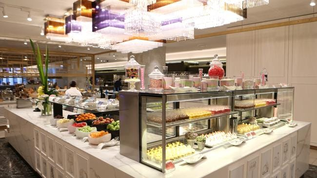 Buffet Casino Sydney