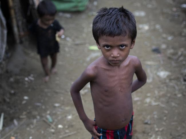 Famine could hit not just the Third World, but could threaten the entire globe.