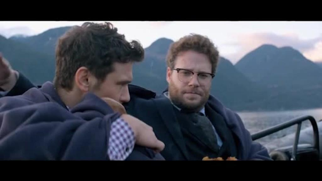 'The Interview' trailer