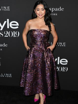 Actor Lana Condor pulled the plug on her appearance. Picture: Jon Kopaloff/Getty Images