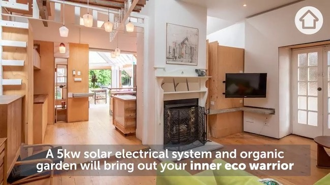Inside eco-lover's sustainbly renovated cottage dream