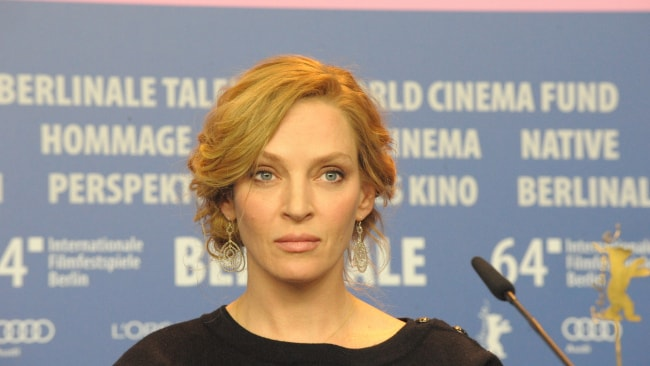 Uma Thurman, like many women, was furious when the Weinstein allegations came to light. Image: Getty