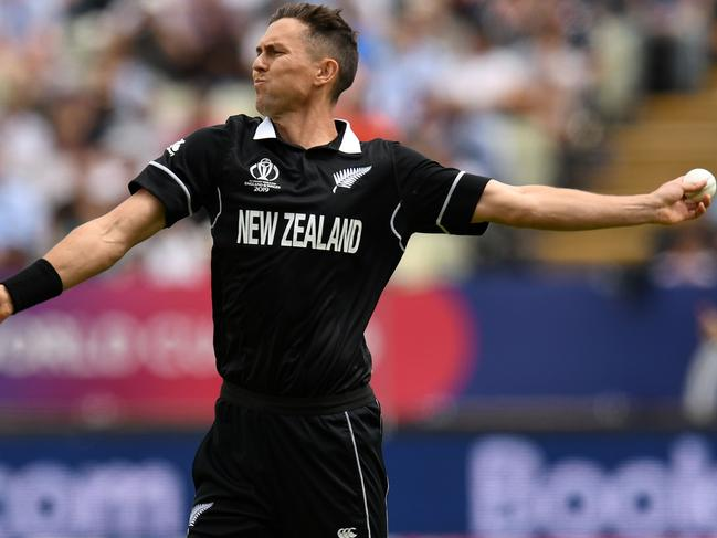 New Zealand will rely heavily on the swing bowling of Trent Boult.