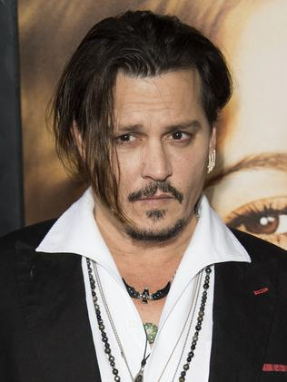 Depp continues to deny the allegations. Picture: AFP