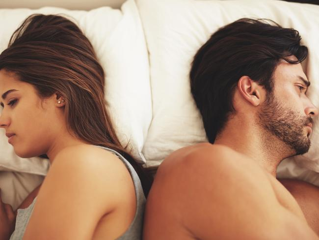 Conversations about sex can be hard to have. Picture: iStock