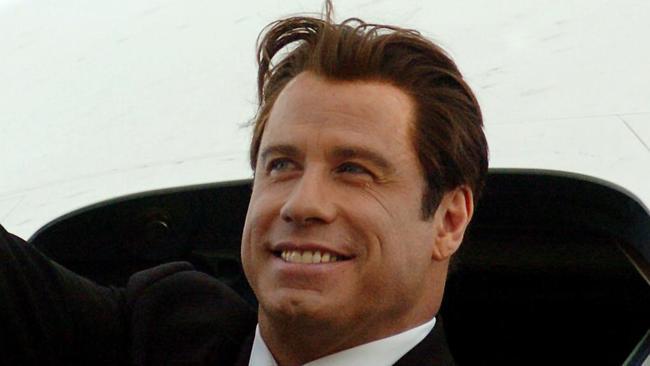 Travolta: Decades of controversy and hiding in a strange religion