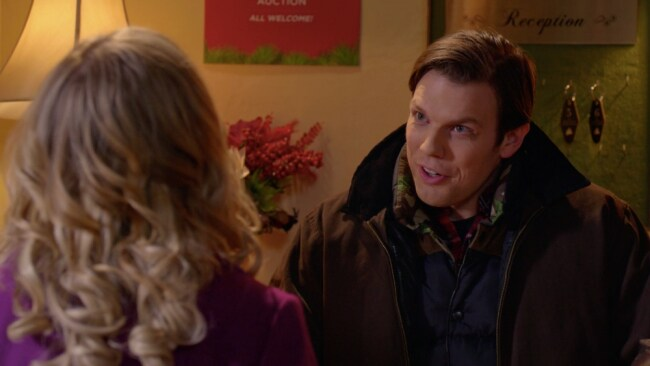 Christmas Inheritance Jake Lacy.A Christmas Inheritance On Netflix The Holiday Movie Is