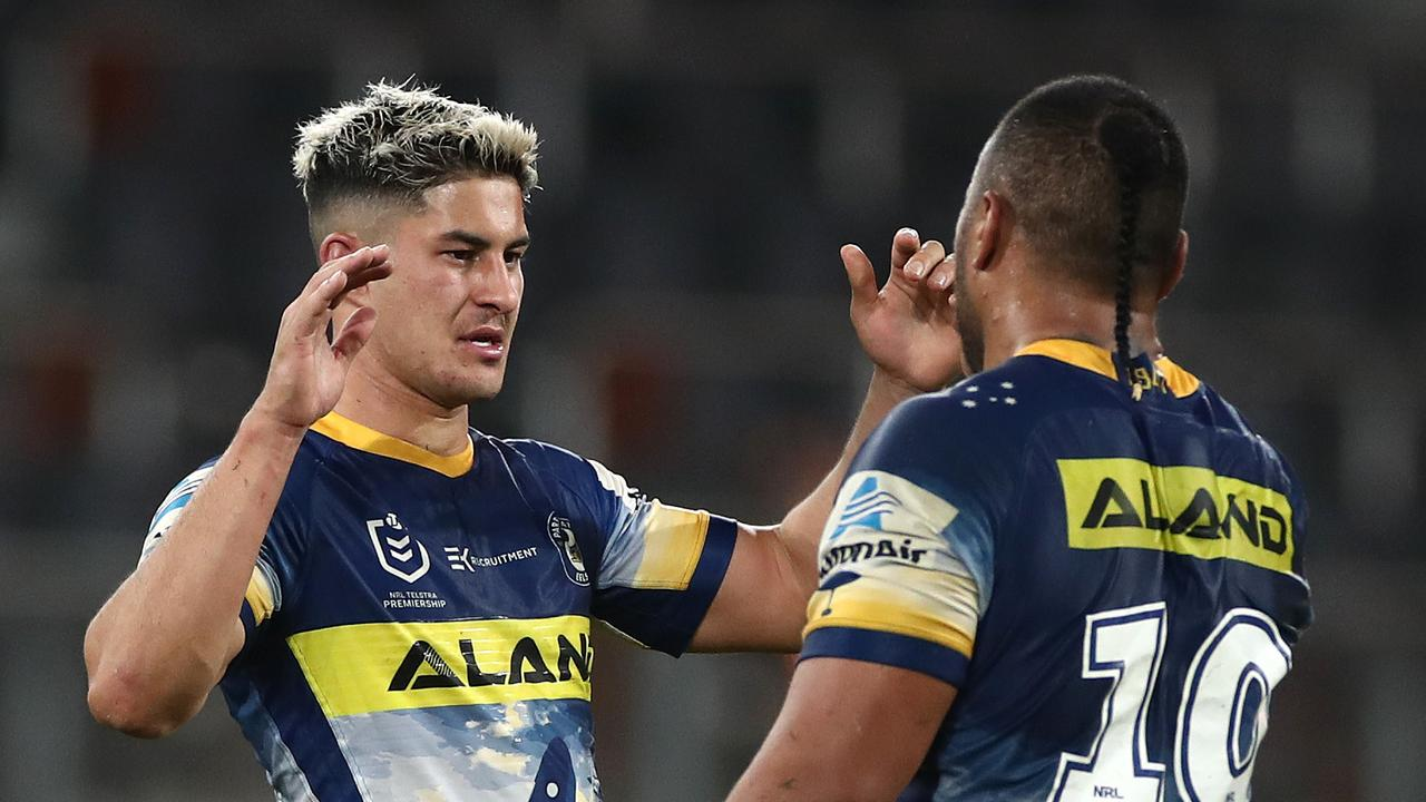 The Eels are undefeated. (Photo by Cameron Spencer/Getty Images)
