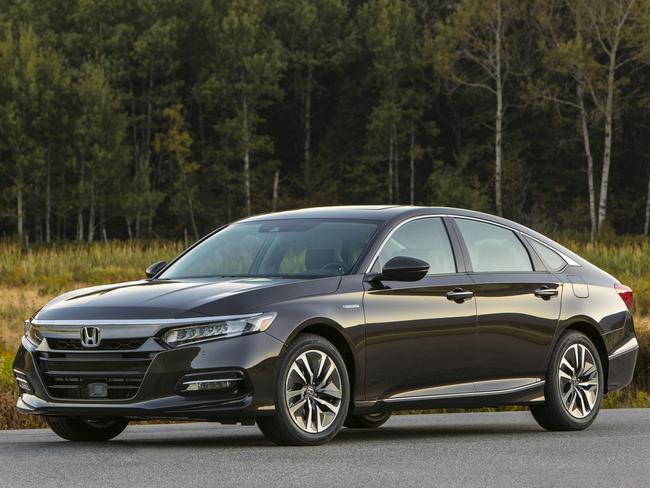 Honda Plans To Have The Accord On Sale In Australia Late Next Year Picture SuppliedSourceSupplied