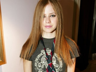 Avril Lavigne was one of the 2000s' biggest stars. Photo by Scott Gries/Getty Images