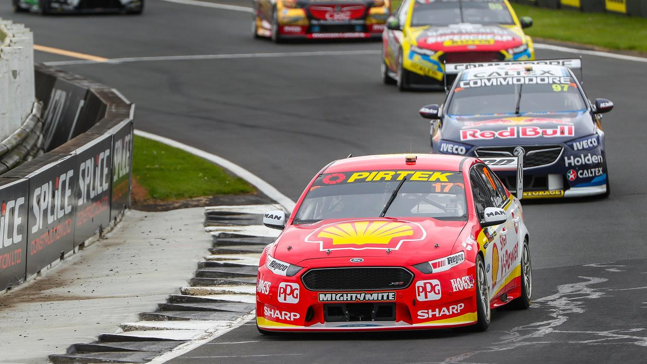 V8 Supercars Auckland SuperSprint LIVE: Race 29 results, latest championship standings as Scott ...