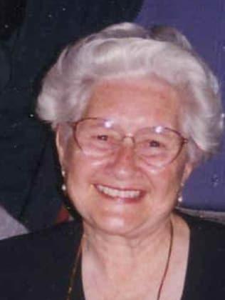 Victim Gwen Fowler. Picture: Supplied