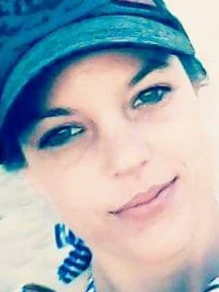 Sarah Brown was allegedly murdered by her partner Russell Wood in Whalan in Sydney's north west. Picture: Facebook.